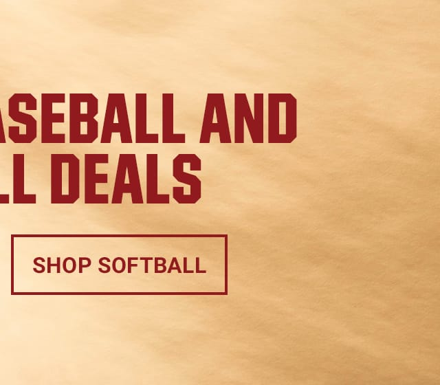 shop softball